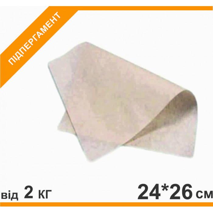 Підпергамент 24*26см - 85грн/кг