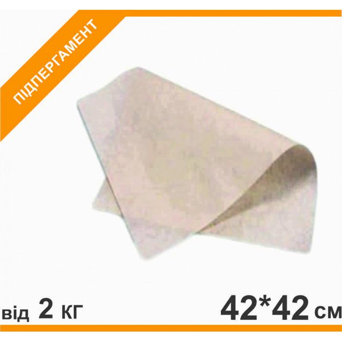 Підпергамент 42*42см - 85грн/кг