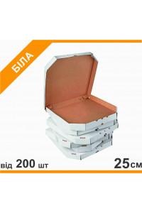 Коробка для піци 25 см