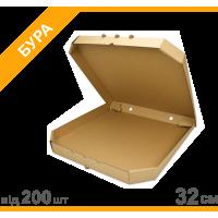 Коробка для піци 32 см